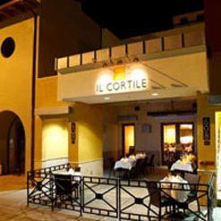 A photo of Il Cortile Ristorante restaurant