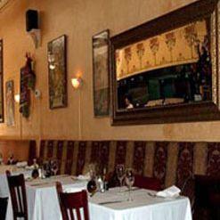 A photo of Chef Warren's restaurant