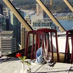 A photo of Top of Vancouver Revolving Restaurant restaurant
