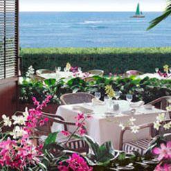 Orchids at Halekulani Restaurant