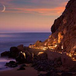 Una foto del restaurante El Farallon - Waldorf Astoria Los Cabos Pedregal
