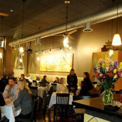A photo of Bergamot restaurant