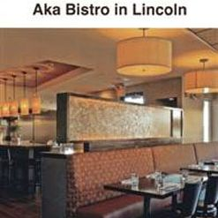 A photo of AKA Bistro Lincoln - Permanently Closed restaurant