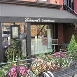 A photo of Edward's Steakhouse restaurant