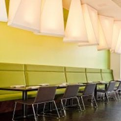 A photo of Basho Japanese Brasserie restaurant