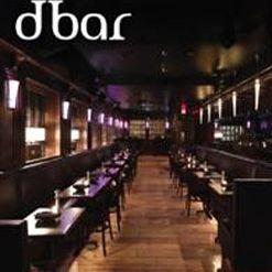 A photo of dbar restaurant