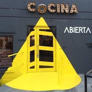 A photo of Cocina Abierta restaurant