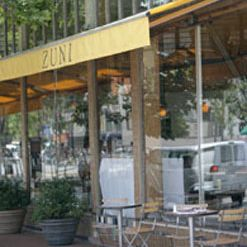 A photo of Zuni Cafe restaurant