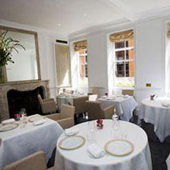 A photo of Gauthier Soho restaurant