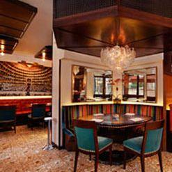 A photo of Sant Ambroeus - West Village restaurant