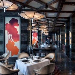 A photo of Vida Rica Restaurant and Bar - Mandarin Oriental Macau restaurant