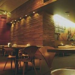 A photo of Masu Sushi restaurant