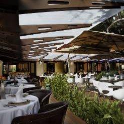 Una foto del restaurante La Noria