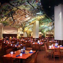 America Restaurant Nyny Hotel And
