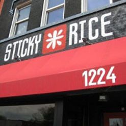 A photo of Sticky Rice restaurant