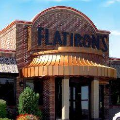 A photo of Flatiron's restaurant