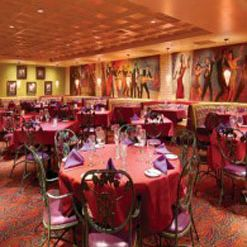 A photo of The Prime Rib Loft - Orleans Hotel & Casino restaurant