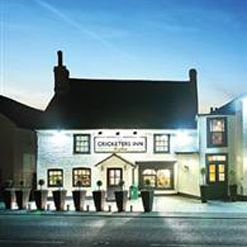 A photo of The Cricketers Inn restaurant