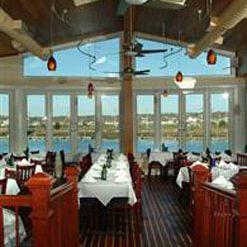 A photo of Harbor Lights restaurant
