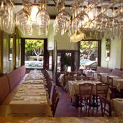 A photo of Capannina restaurant