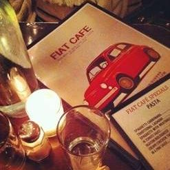 A photo of Fiat Cafe restaurant