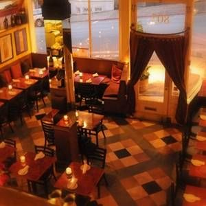 A photo of Alamo Square Seafood Grill restaurant