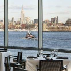 A photo of Vu Restaurant @ Hyatt Jersey City restaurant