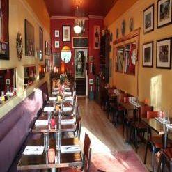 A photo of Bistro Turkuaz restaurant