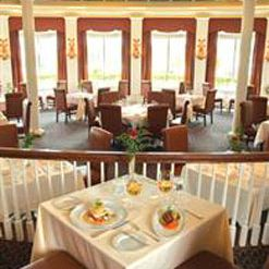 A photo of Tiara Restaurant - Queen's Landing Hotel restaurant