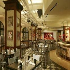 A photo of The Kitchen at Hard Rock Hotel restaurant