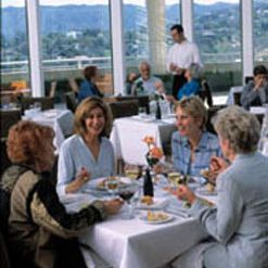 A photo of Restaurant at the Getty Center restaurant