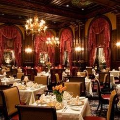 A photo of The Brandywine Room at the Hotel DuPont restaurant