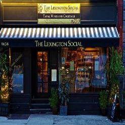 The Lexington Socialの写真