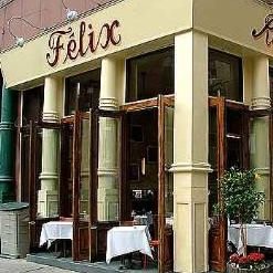 A photo of Felix restaurant