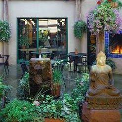 A photo of Oasis Cafe - Salt Lake City restaurant