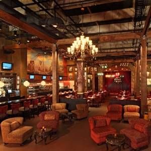 A photo of House of Blues Restaurant & Bar - Houston restaurant