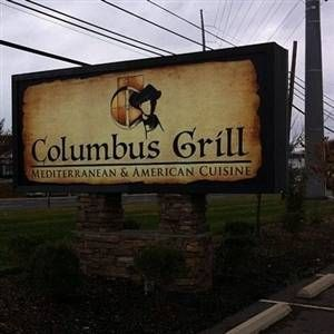 A photo of Columbus Grill restaurant
