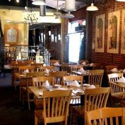 A photo of Gale's restaurant
