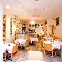 A photo of Cibo restaurant
