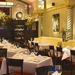 A photo of Bernardin's Restaurant - Charlotte restaurant