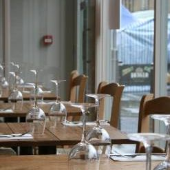 A photo of Mangia Bene restaurant