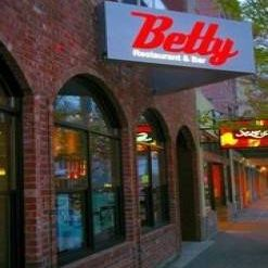 A photo of Betty restaurant