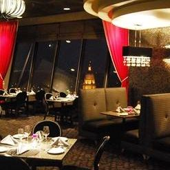 A photo of Nick and Nino's Penthouse Steakhouse restaurant