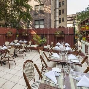 A photo of Bistro Vendome - NYC restaurant