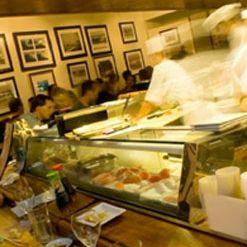 A photo of Hama Sushi restaurant