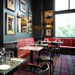 A photo of Boisdale of Canary Wharf First Floor Grill and Terrace restaurant