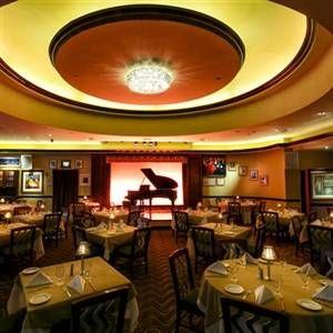 A photo of Lorenzo's Restaurant, Bar & Caberet - Hilton Garden Inn - SI restaurant