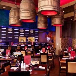 A photo of Wok n Fire - Burr Ridge restaurant