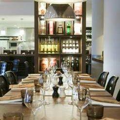 Una foto del restaurante Cantina del Ponte