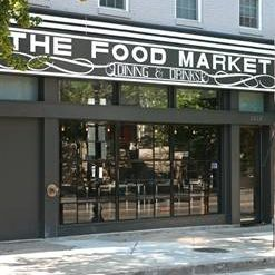 A photo of The Food Market restaurant
